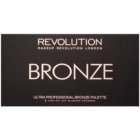 Makeup Revolution Ultra Bronze arckontúr paletta