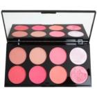 Makeup Revolution Ultra Blush paleta fard de obraz