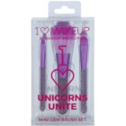 Makeup Revolution I ♥ Makeup Unicorns Unite mini ecset szett