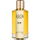 Mancera Gold Prestigium eau de parfum mixte 120 ml
