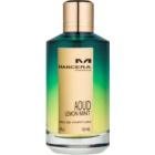 Mancera Aoud Lemon Mint parfumska voda uniseks 120 ml