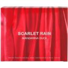 Mandarina Duck Scarlet Rain eau de toilette pour femme 100 ml