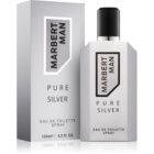 Marbert Man Pure Silver eau de toilette férfiaknak 125 ml