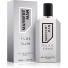 Marbert Man Pure Silver toaletní voda pro muže 125 ml