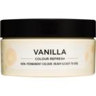 Maria Nila Colour Refresh Vanilla jemná vyživujúca maska bez permanentných farebných pigmentov