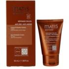 MATIS Paris Réponse Soleil крем для обличчя для засмаги SPF 20