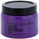 Matrix Total Results Color Obsessed Maske für gefärbtes Haar