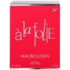 Mauboussin A la Folie Eau de Parfum for Women 100 ml