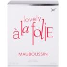 Mauboussin Lovely A la Folie woda perfumowana dla kobiet 100 ml