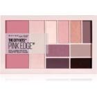 Maybelline The City Kits™ Pink Edge paleta multifunkcyjna do twarzy i okolic oczu