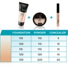 Maybelline Fit Me! corector