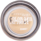 Maybelline Eyestudio Color Tattoo 24 HR sombras de ojos textura gel