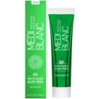MEDIBLANC Whitening Aloe Vera Regenerierende Zahnpaste mit Whitening Effekt
