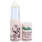 Melvita Argan Oil Lip Balm with Nourishing and Moisturizing Effect