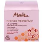 Melvita Nectar Supreme crema iluminadora con efecto humectante