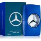 Mercedes-Benz Man Blue Eau de Toilette for Men 50 ml