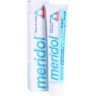 Meridol Dental Care Zahnpasta unterstützt die Regeneration von gereiztem Zahnfleisch
