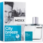 Mexx City Breeze Eau de Toilette für Herren 75 ml