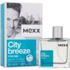 Mexx City Breeze Eau de Toilette for Men 50 ml