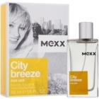 Mexx City Breeze woda toaletowa dla kobiet 50 ml