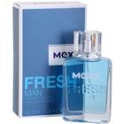 Mexx Fresh Man Eau de Toilette para homens 50 ml