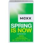 Mexx Spring is Now Man toaletná voda pre mužov 30 ml