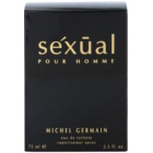 Michel Germain Sexual Pour Homme eau de toilette férfiaknak 75 ml