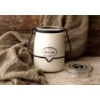 Milkhouse Candle Co. Creamery Warm Wool bougie parfumée 624 g Butter Jar