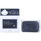 Missha Black Ghassoul Cleansing Soap For Acne Skin