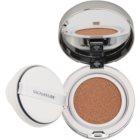 Missha Signature Essence Cushion rozjasňující tekutý make-up v houbičce SPF 50+