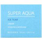 Missha Super Aqua Ice Tear crema facial hidratante
