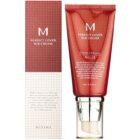 Missha M Perfect Cover crema BB cu o protectie UV ridicata