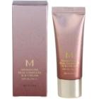 Missha M Signature Real Complete Crema BB ce ofera aspect perfect pielii mini