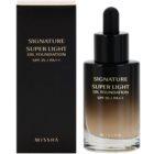 Missha Signature olejový tekutý make-up SPF 35