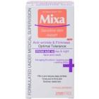 MIXA 24 HR Moisturising spevňujúci protivráskový krém 45+