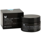 Mizon Aging Care Firming Solution creme antirrugas com veneno de serpente