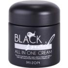 Mizon Black Snail creme facial filtro com muco de caracol 90%