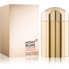 Montblanc Emblem Absolu eau de toilette férfiaknak 100 ml