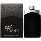 Montblanc Legend Eau de Toilette Für Herren 200 ml