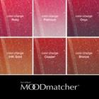 MOODmatcher Metallic Moods personalizovaná barva na rty