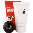 Moschino Cheap & Chic ajándékszett teszter nőknek 3 db