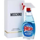 Moschino Fresh Couture Eau de Toilette para mulheres 100 ml