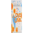 Moschino I Love Love tusfürdő nőknek 200 ml