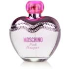 Moschino Pink Bouquet Eau de Toilette voor Vrouwen  100 ml