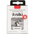 Mr & Mrs Fragrance Niki Black Tea vůně do auta   náhradní náplň