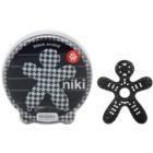 Mr & Mrs Fragrance Niki Black Orchid Car Air Freshener   Refillable