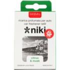 Mr & Mrs Fragrance Niki Citrus & Musk Autoduft   Ersatzfüllung