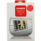 Mr & Mrs Fragrance Cesare Jasmine Tea parfum pentru masina 1 buc