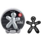 Mr & Mrs Fragrance Niki Fresh Air Désodorisant voiture 1 cm rechargeable