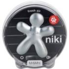 Mr & Mrs Fragrance Niki Fresh Air vůně do auta 1 cm plnitelná